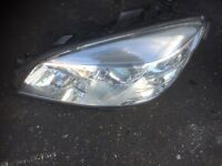 2010 MERCEDES C220 LEFT HEADLIGHT