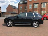 2006 06 PORSCHE CAYENNE 3.2 V6 AUTO BLACK V8 TURBO S REPLICA ONE OFF