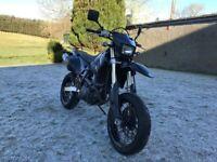 Suzuki DRZ400SM | DRZ 400 SM | Low Miles | Excellent condition | Black Edition |
