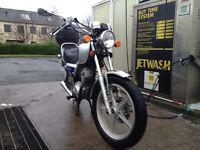Motorbike - Lexmoto Vixen 125cc - £450 ono - MOT til June 2017