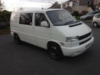 Vw T4 transporter day van camper