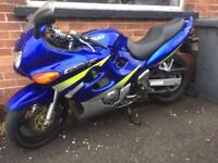 2002 Suzuki with 5200 miles gsx gsx600f 600