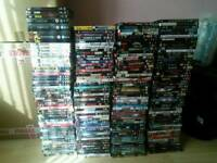 Joblot of 200 dvds inc some boxsets.pick up only from l21.