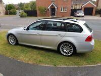 2008 BMW 3 series M Sport Estate......2.0 Diesel