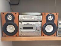 Sony mini hi-fi component system dhc-md333