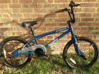 Kids freestyle BMX bike