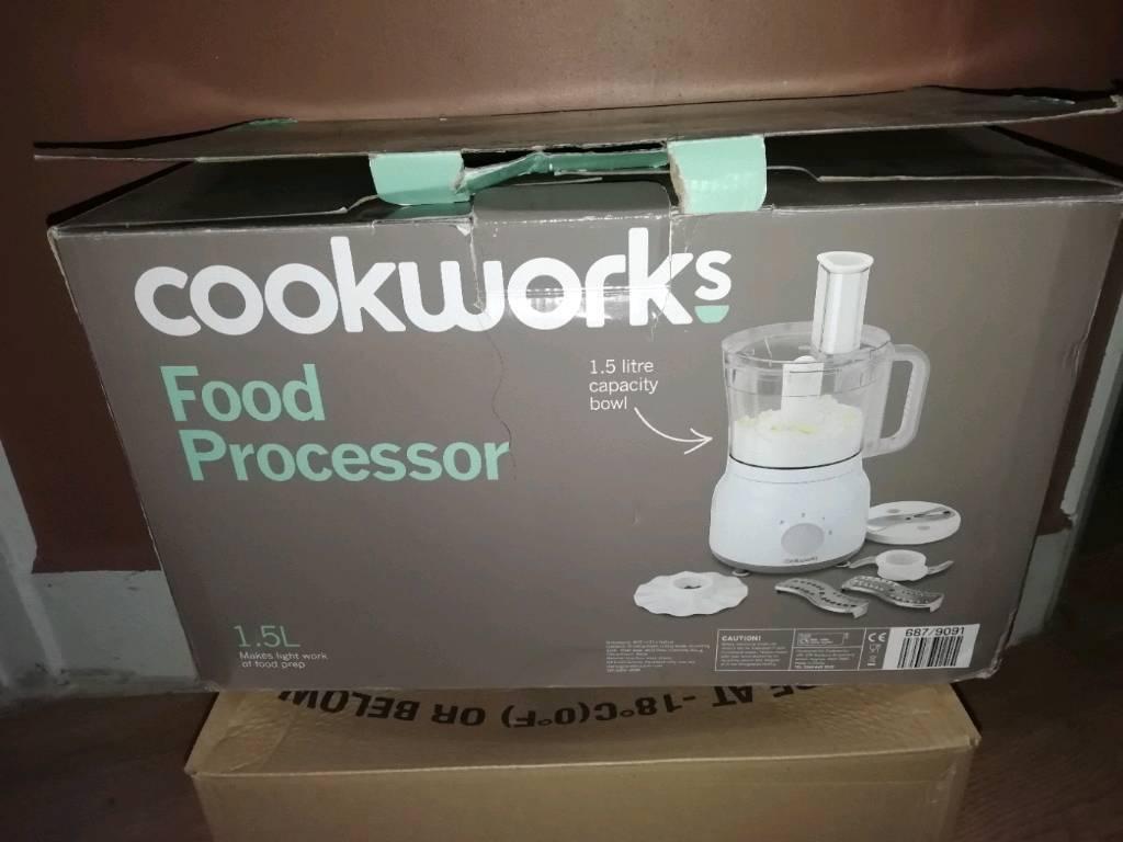 Cookworks food processor | in Norwich, Norfolk | Gumtree