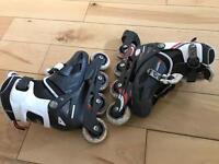 Boys roller blades