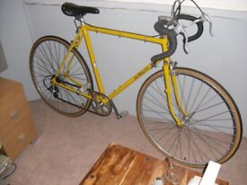 flying scot cycle-early 60s near mint cond appx 22 inch frame