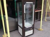 CATERING COMMERCIAL CAKE DISPLAY FRIDGE FAST FOOD CAFETERIA TAKE AWAY SHOP