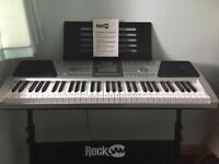 Rock Jam Keyboard RJ-661