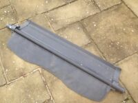 Ford Focus Luggage compartment cover Parcel shelf