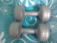 5 kg hand dumbells
