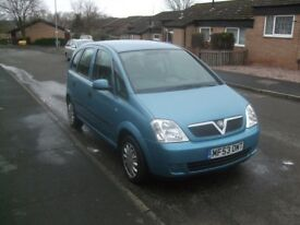 Vauxhall Meriva Enjoy