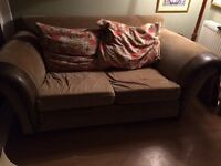 Free sofa . Really good quality sofa Old but still life left