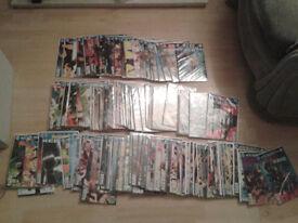 DC Comics Rebirth comic collection 150+ comics. batman, green arrow, superman, flash