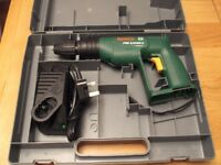 Bosch PSB 9,6VES-2 Cordless Drill (Requires Battery)