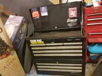 BRITOOL Top and Middle Tool Box