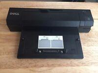 Dell Port Replicator: Advanced E-Port II with USB 3.0, 130W AC Adapter