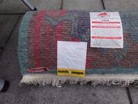 Nepal hand made carpet or rug 2x2.5m