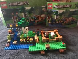 Minecraft Lego the farm set 21114
