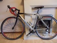 "Stunning as new condition Dawes ""Giro 300"" adult road bike,serviced and upgraded,many new parts"