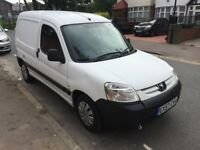 57 PLATE PEUGEOT PARTNER 1.6 HDI DIESEL SERVICE HISTORY NEW TURBO NOT BERLINGO KANGOO CONNECT