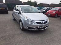 Vauxhall Corsa 5 door 1.3 Diesel,FSH,1 Owner,cambelt changed at 75518