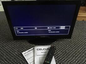 CELCUS TV 22913DVD