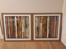 Pair of Framed Prints