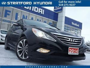 2014 Hyundai Sonata 2.0T Limited | NO ACCIDENTS | NAVIGATION | F
