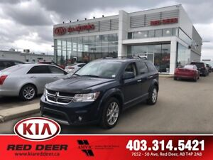 2014 Dodge Journey R/T fully equipped AWD