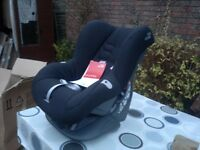 Britax Romer FIRST CLASS PLUS Group 0+/1 (Birth-18kg) Car Seat