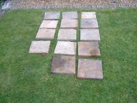 14 Slabs / Paving Stones