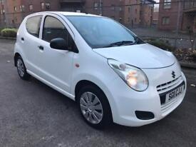 Stunning 2011 11 Suzuki Alto 1.0 SZ3 5Dr **Full History+1 Years Mot+Only £20 Tax**