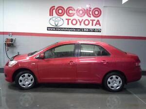2012 Toyota Yaris BA