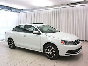 2016 Volkswagen Jetta AMAZING DEAL!!! TSI SEDAN w/ SUNROOF, ALLO