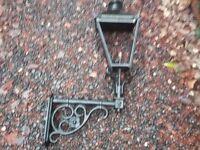 Victorian style coach house lantern