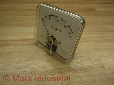 Assembly Products 31-0018-0000 Kilovolts Meter