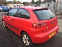 Seat Ibiza ideal first car full mot