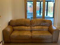 4 piece leather suite
