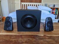 Logitech Z623 2.1 Speaker System with Subwoofer