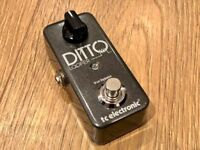 Ditto Looper (tc electronic)