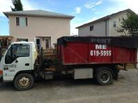 Junk removal Garbage removal trash removal dumpster rental