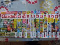 Kitchen Garden Magazines - REDUCED