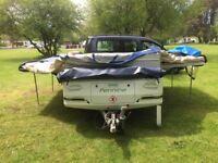 Pennine fiesta folding camper very good condition