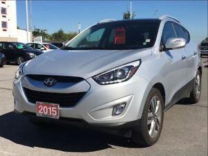 2015 Hyundai Tucson Limited|Nav|Low KM