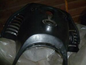 f chassis gas tank cover