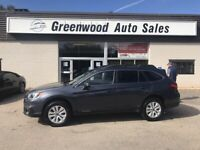 2017 Subaru Outback 2.5i AWD with Sunroof and alloys Annapolis Valley Nova Scotia Preview
