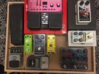 Pedal sale and trade!